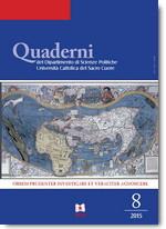 Quaderni del Dipartimento di Scienze Politiche